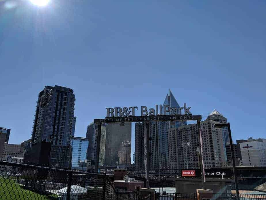 Charlotte Knights- the Triple-A affiliate of the Chicago White Sox