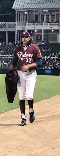 Tyler Phillips Home Debut May 20, 2019