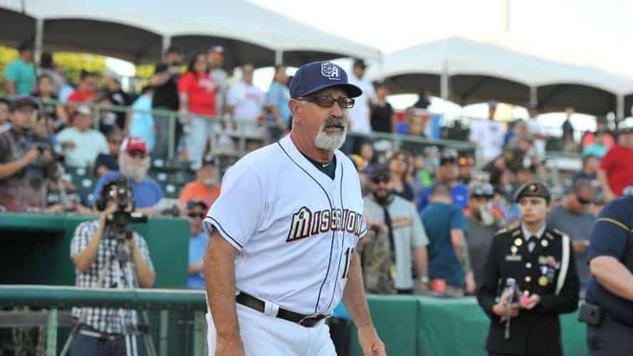 Oh, How Sweet It Is:            San Antonio Missions Manager Rick Sweet