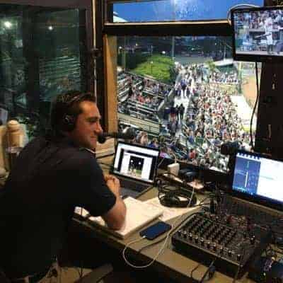 Q & A with Zach Bigley; the new voice of the Frisco RoughRiders