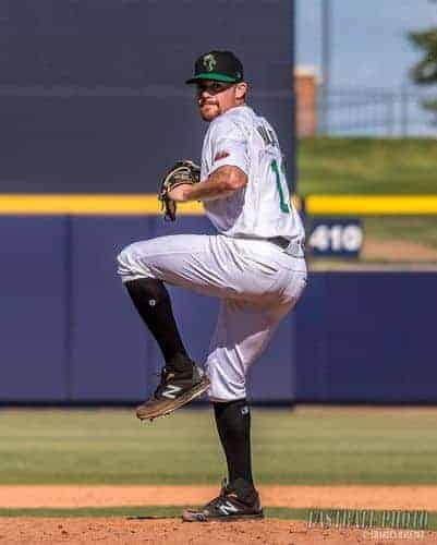 Texas Rangers Prospect Spotlight: RP, Josh Advocate