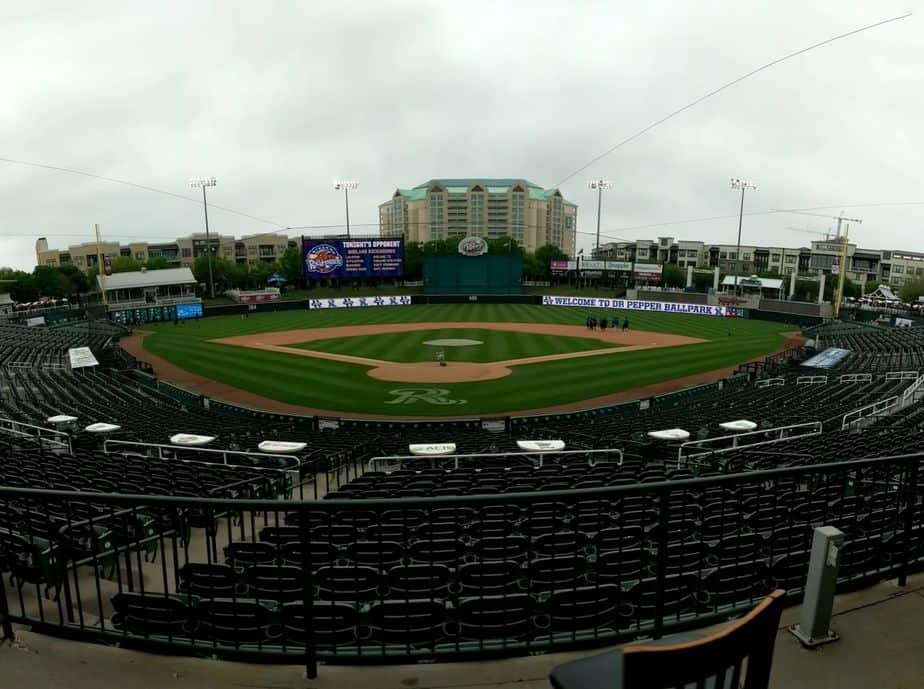 Dr Pepper Ballpark