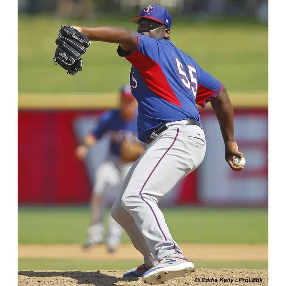 Texas Rangers Prospect Spotlight: DeMarcus Evans