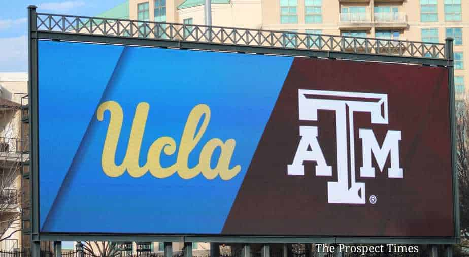 Game recap: UCLA Bruins win big over the Aggies
