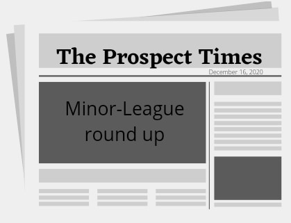 Minor League round up December 16th