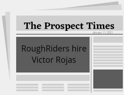 RoughRiders hire Victor Rojas as new President/GM