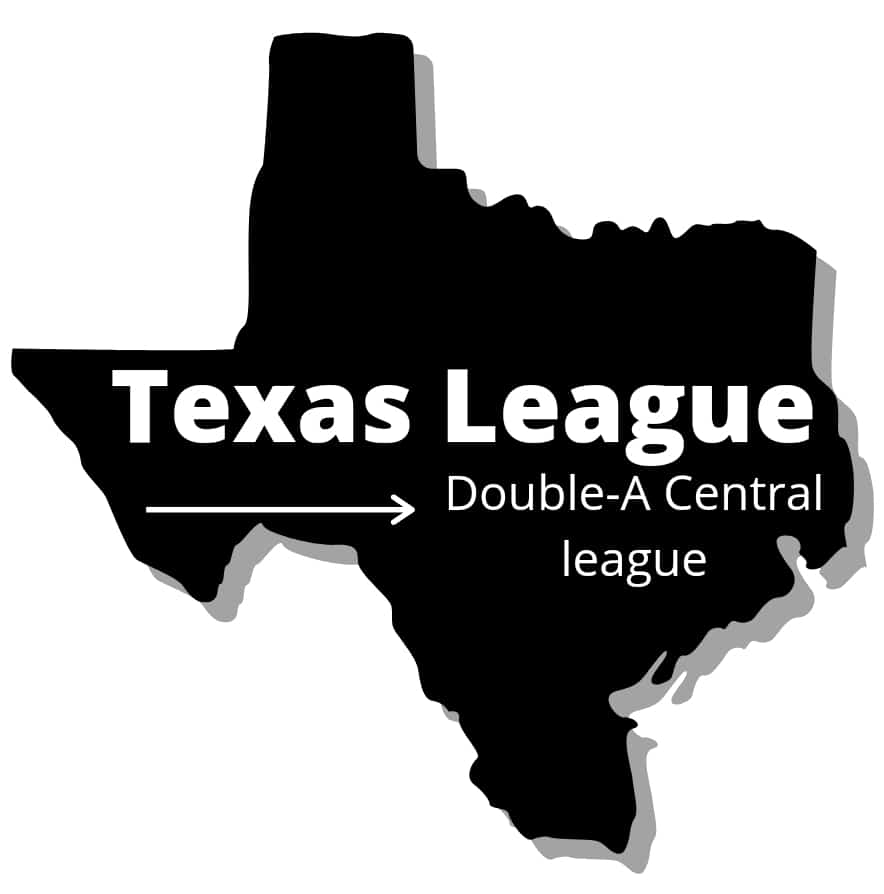 Milb: Double-A Central league