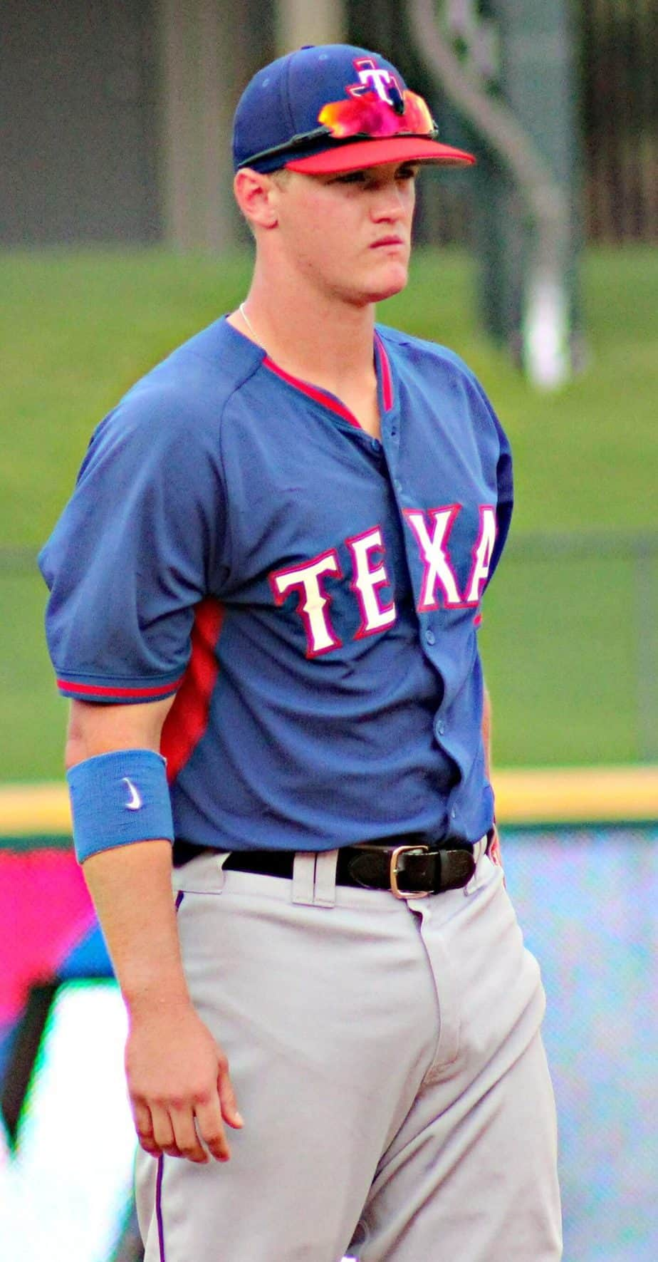 Rangers prospect Josh Jung out for at least six weeks