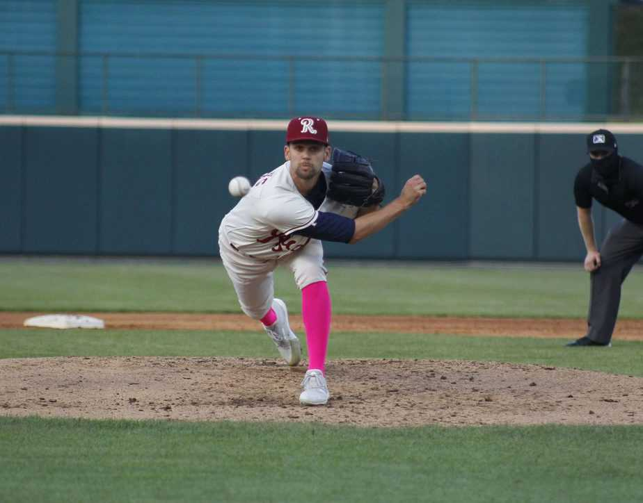 RoughRiders have won three in a row after 6-1 win