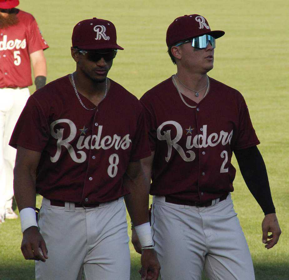 Game 2/120: RoughRiders move to 2-0
