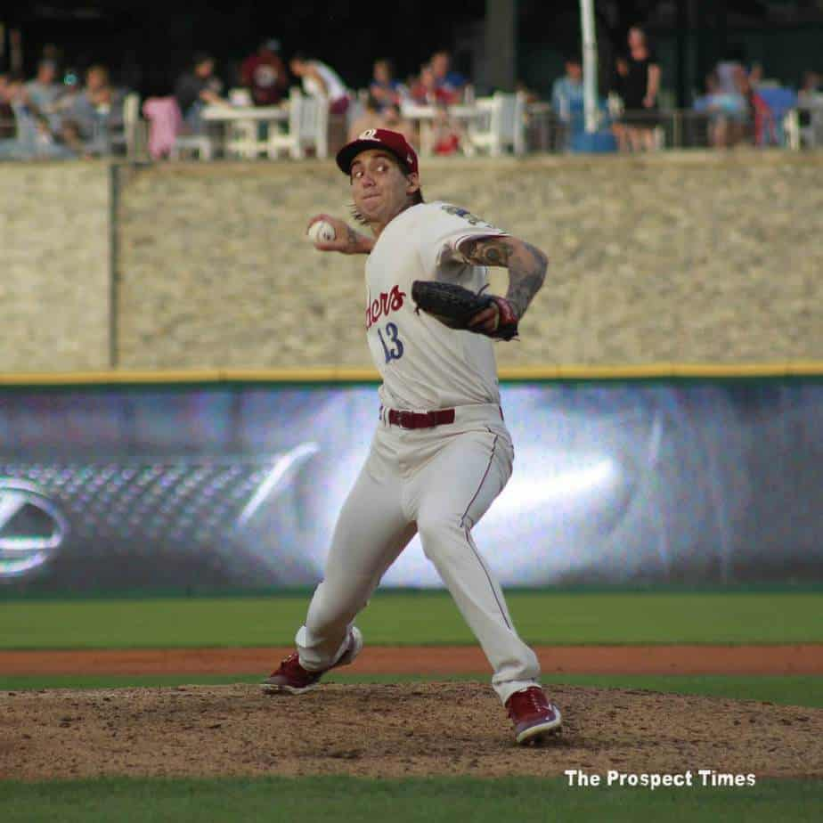 Hans Crouse made first start in Frisco
