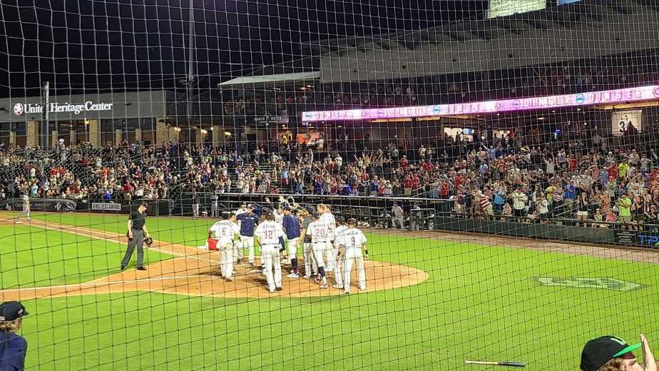 Pozo Walkoff Homer Fuels Express 3-2 Win Over Skeeters