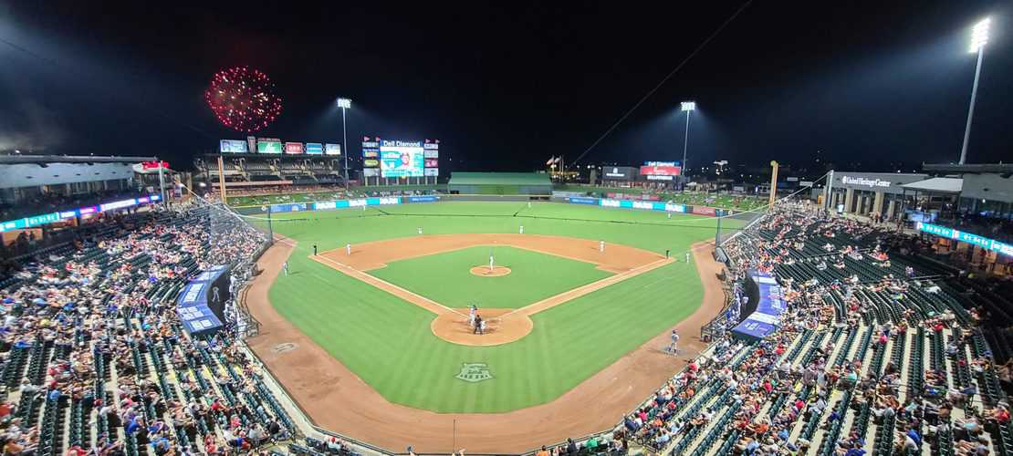 Late Inning Magic Comes Up Empty; Express Fall 3-1