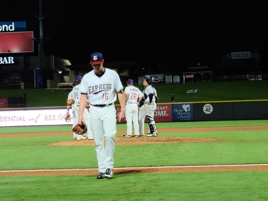 Express Stung Again, Late Comeback Denied in 11-9 Loss to Skeeters