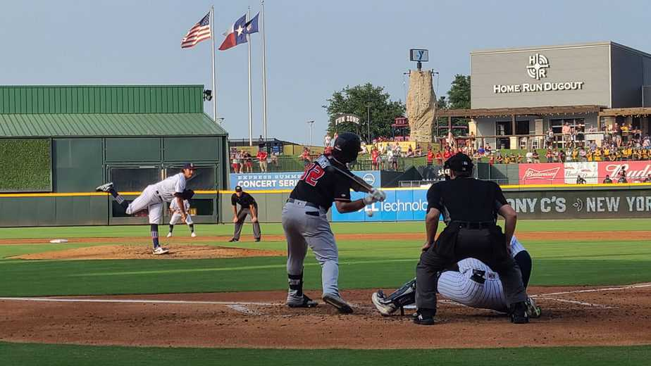 Bats Stay Silent as Express Lose 4-2 to Isotopes