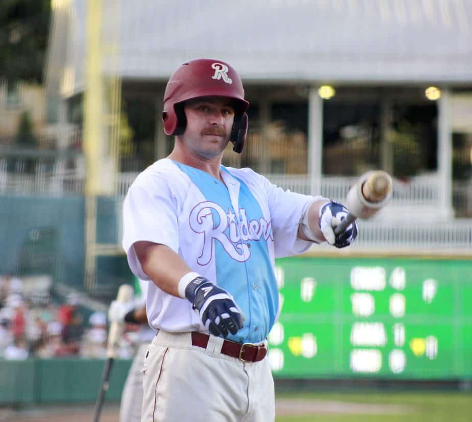 Zak Kent solid but RoughRiders lose on 80's night